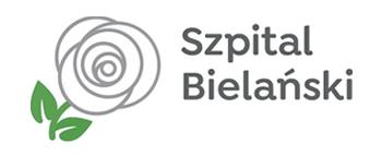 Szpital Bielański logo