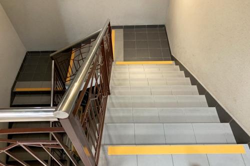 Pasy antypoślizgowe na schody Urząd Miasta Wyszków