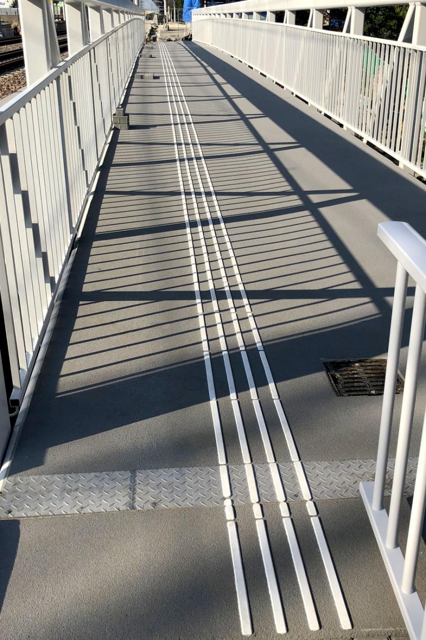 Linie prowadzące dla niewidomych INNOVARE LINE